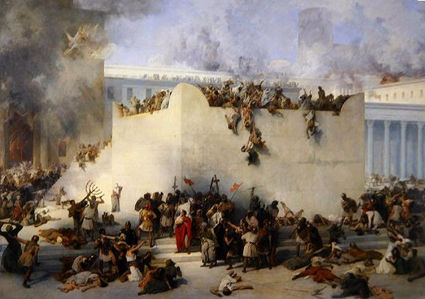 destruction of the third temple