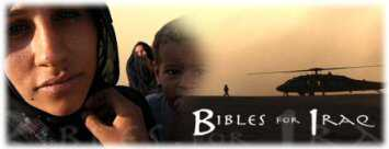 bibles for iraq