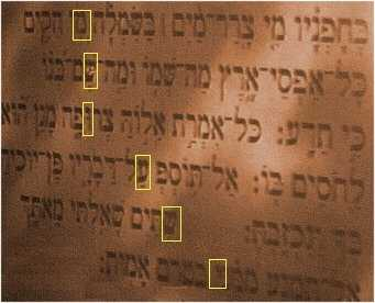 Awesome Jesus Codes found within the Bible